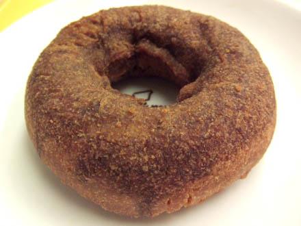 ミスド新商品、沖縄黒糖ドーナツ