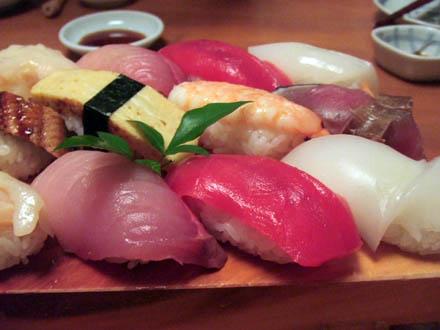 愛媛県笑福の御寿司