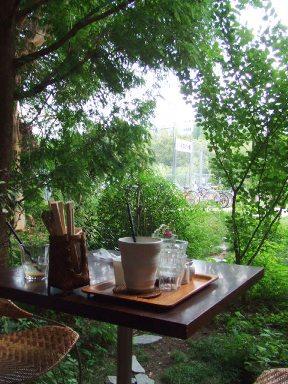 日本茶カフェ『JAPANESE CAFE 翠』