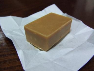 ローソンでPetitBitきなこチョコレート