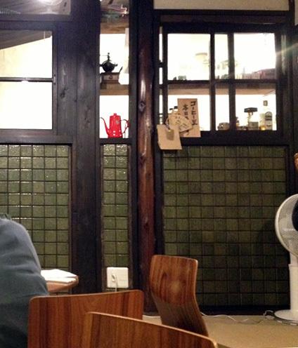京都町屋喫茶上る