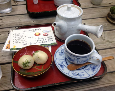 カフェ苔筵